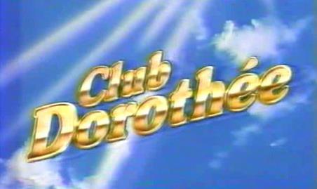 club dorothée logo