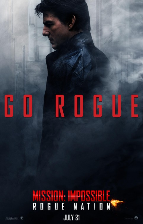 MI rogue nation poster